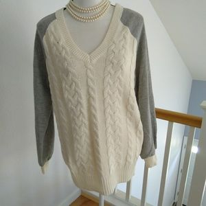 Motherhood maternity sweater size medium